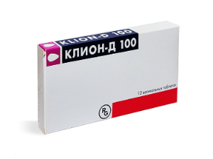 Препарат Клион-Д