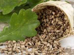 Польза дубовой коры при воспалении цервикального канала