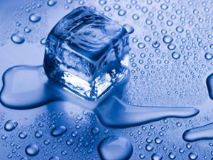 Лед для растирания