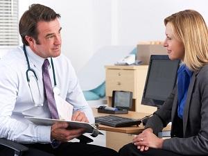 Консультация гинеколога при неспецифическом кольпите