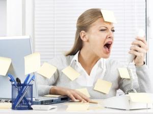 Стрессы - причина кровотечений