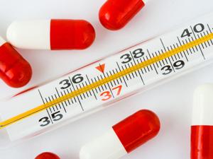 Кровотечения при высокой температуре - повод для срочного вызова врача