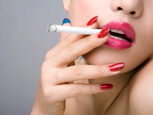 Курение - причина развития предменструального синдрома