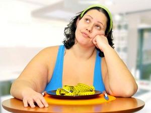 Лишний вес - одна из причин кисты яичников
