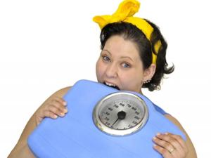 Ожирение - причина эндометриоидной кисты яичника