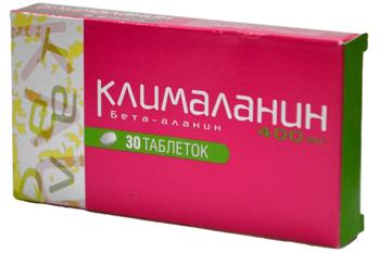 Таблетки Клималанин