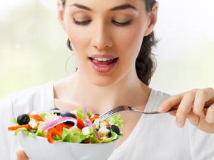 Здоровое питание для профилактики вздутия