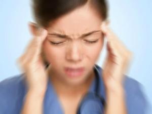 Головокружение и тошнота - симптомы анемии