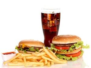 Неправильное питание - причина нарушения цикла