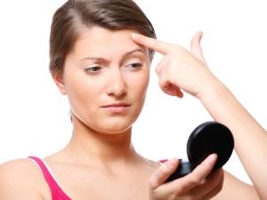 Кожные высыпания - симптом повышенного эстрогена