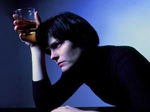 Алкоголизм - причина молочницы
