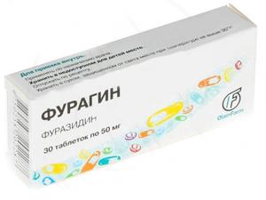 Фурагин для лечения цистита