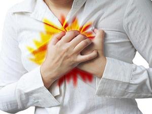 Изжога - побочный эффект Дицинона
