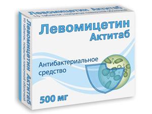 Левомицетин для лечения цистита