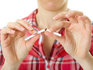 Отказ от вредных привычек для профилактики боли в сосках