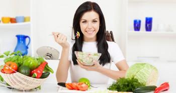 Правильное питание при поликистозе яичников