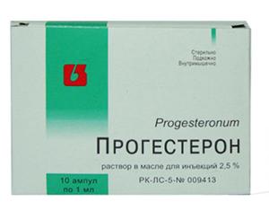 Прогестерон для лечения поликистоза яичников