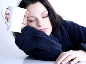 Усталость при ПМС