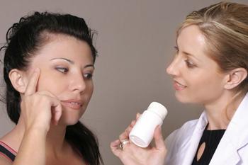 Женские гормональные препараты