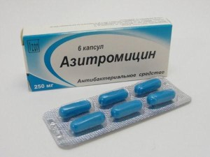 Азитромицин при уретрите