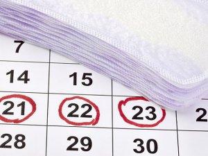 Лечение кисты в определенные дни менструального цикла