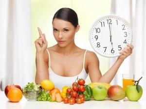 Соблюдение правильного питания для избежания заболевания