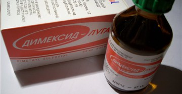 Димексид в гинекологии