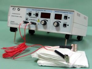 Электрофорез при лечении кисты