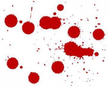 Кровь после полового акта