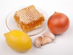 Сок люка лимона и мед от молочницы