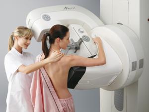 Проведение мамограммы