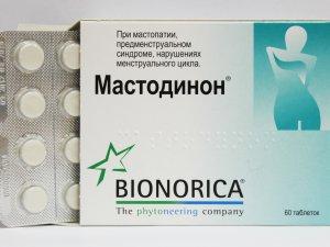Мастодинон против мастопатии