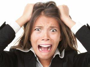 Нервозность как побочный эффект спирали