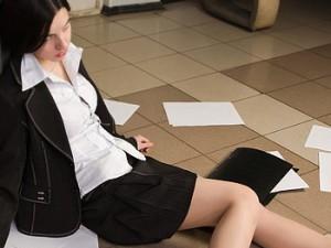 Обмороки и слабость при маточных кровотечениях
