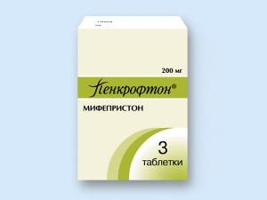 Пенрофтон для медикаментозного прерывания беременности