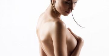 Рост женской груди