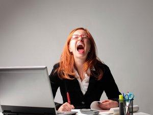 Стрессы - причина сбоя месячного цикла