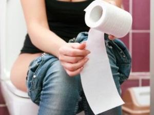 Боли при посещении туалета - симптом аднексита