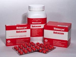 Вобэнзим против мастопатии